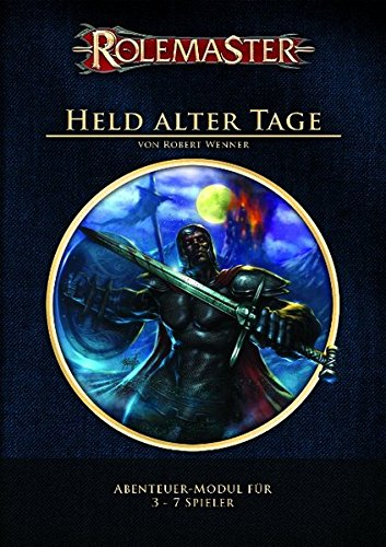 Rolemaster - Held alter Tage