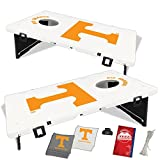 Baggo 2068 University of Tennessee Volunteers Complete Baggo Bean Bag Toss Game