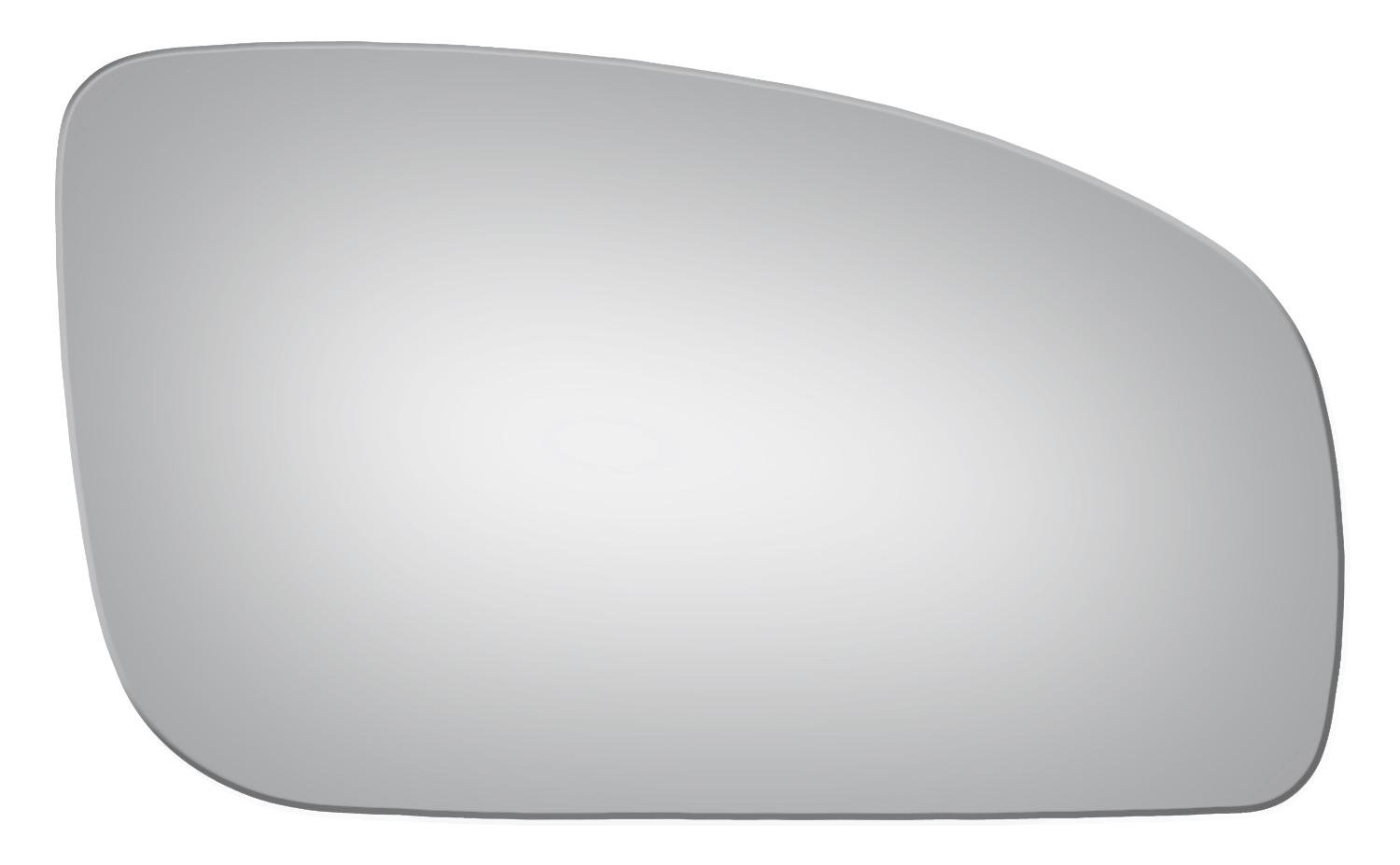 Convex Passenger Side Mirror Replacement Glass for 2006-2010 INFINITI M45