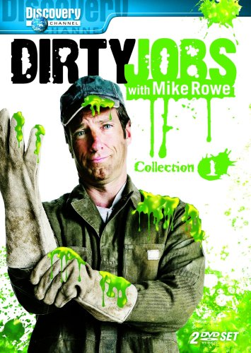 Dirty Jobs: Collection 1 by ROWE,MIKE