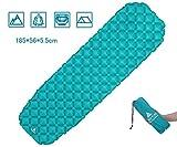 Best Sleeping Pads - Sleeping Pad by Hikenture - Lightweight Compact Air Review