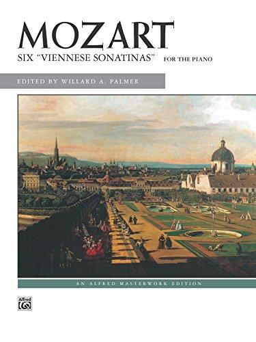 6 Viennese Sonatinas: For the Piano (Alfred Masterwork (6 Sonatinas Music Book)