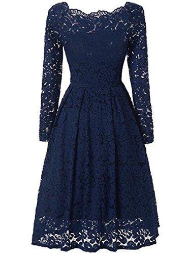 Long Coolred Off Sleeve Accept Waist As1 Dress Women's Mini Shoulder Lace F5q5wrpxt