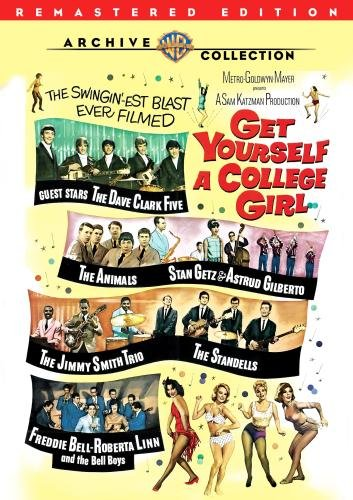 Get Yourself A College Girl [Remaster] - College Girls Dvd