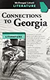 img - for McDougal Littell Literature Georgia: Connections to Georgia Grade 8 book / textbook / text book