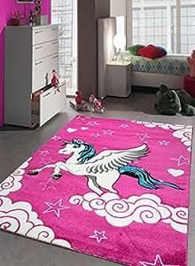 Un amor de alfombra 30069 kids unicornio alfombra para - Alfombras dormitorio amazon ...