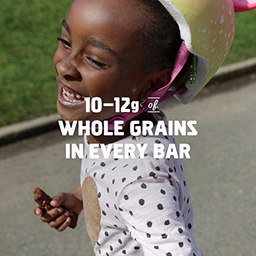 CLIF KID ZBAR - Organic Energy Bar - Chocolate Brownie - (1.27 Ounce Snack Bar, 18 Count) by Zbar (Image #4)