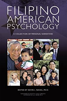 Filipino American Psychology by [Ph.D., Kevin L. Nadal]