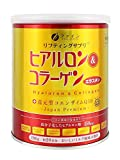FINE Japan Hyaluronic & Collagen + Ubiquinol (196g x Approx. 28-Day Course)
