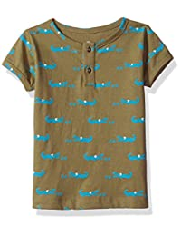 La Queue du Chat baby-boys Croc Polo Infant