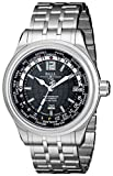 Ball Men's GM1020D-S1CAJ-B Trainmaster Analog Display Swiss Automatic Silver Watch