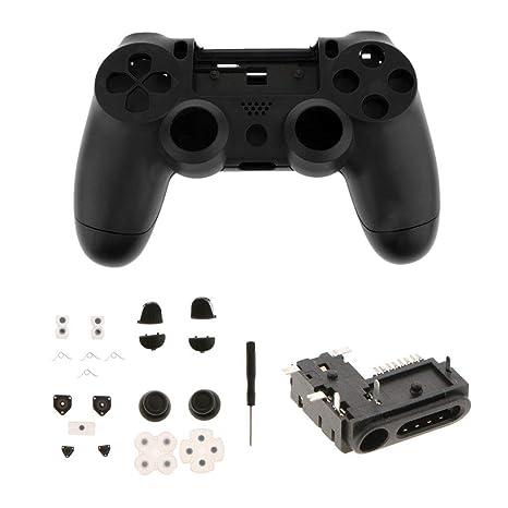 F Fityle Set de reparación para Sony Playstation 4 PS4 ...