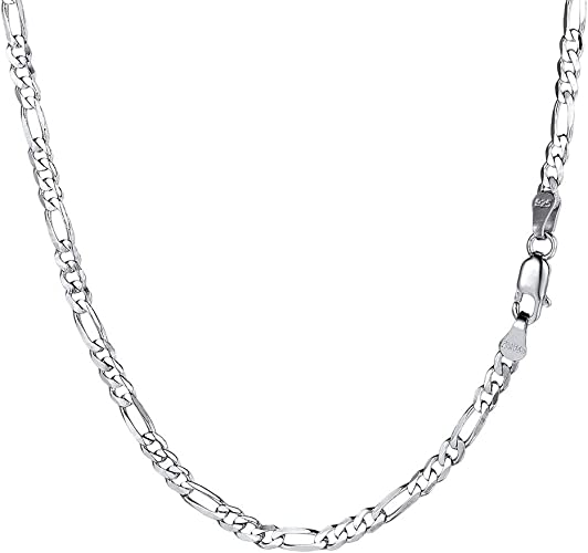 or blanc collier homme