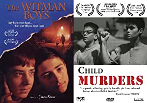 Killer Kids: The Witman Boys/Child Murders