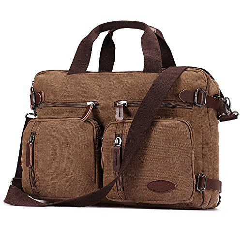 Backpack Messenger Bag Hybrid - 6