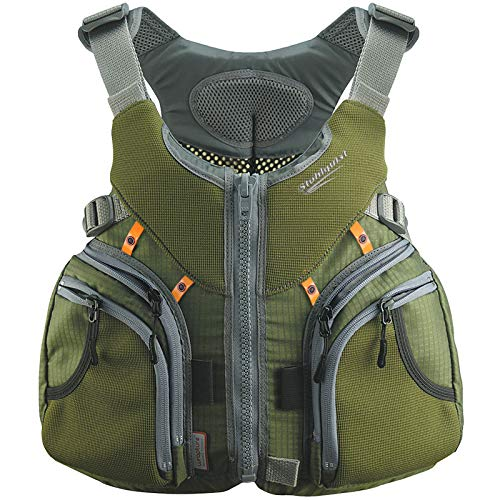 Stohlquist Keeper Lifejacket-Green-L for sale  Delivered anywhere in USA