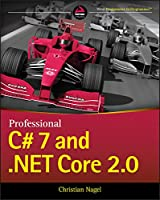 Professional C# 7 and .NET Core 2.0, 7th Edition Front Cover
