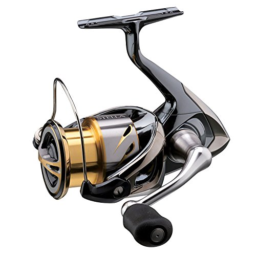 Shimano Stella 2500 FI Front Drag Spinning Fishing Reel, ()