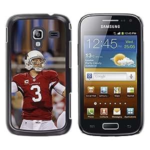 iKiki Tech / Estuche rígido - 3 Jugador de fútbol - Samsung Galaxy Ace 2