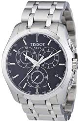 Tissot Men's T0356171105100 Couturier Chronograph Watch