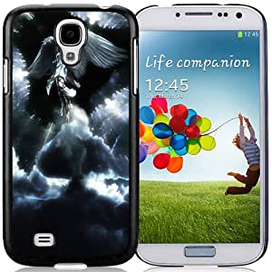 Beautiful Designed Case For Samsung Galaxy S4 I9500 i337 M919 i545 r970 l720 Phone Case With Rising Angel Phone Case Cover