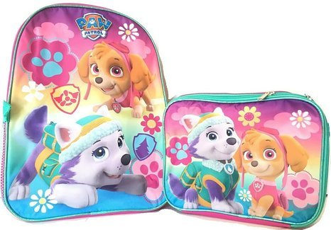 Cute Paw Patrol Backpack &...