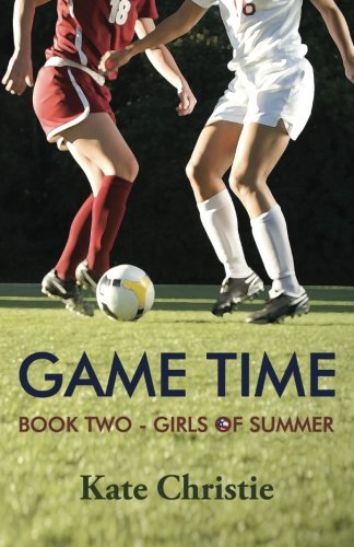 Game Time Book Girls Summer product image