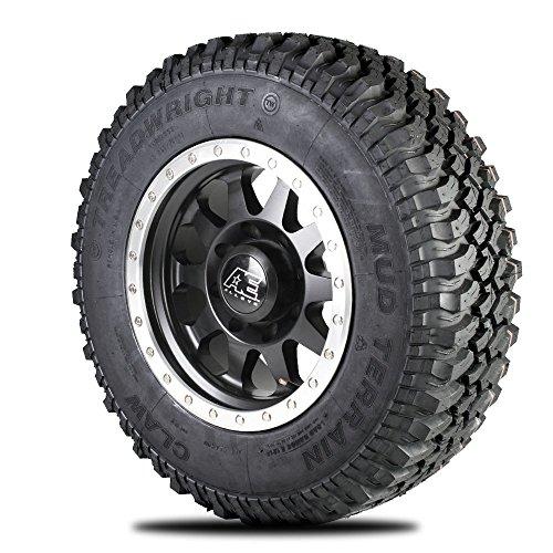 TreadWright CLAW M/T Tire - Remold USA - LT 245/75R16 E Premiere Tread Wear (40,000 miles) by TreadWright (Image #3)