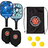 "Amazin' Aces ""Signature Pickleball Paddle 