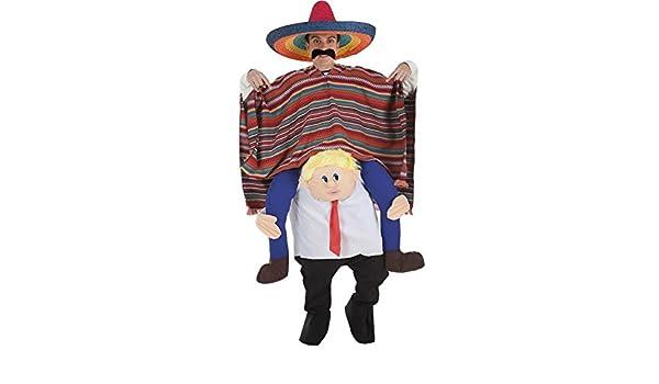 Creaciones Llopis Disfraz de Mexicano a Hombros de Presidente para ...