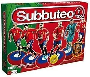 Seleccion Española Subbuteo Playset (10582), Multicolor (Eleven ...