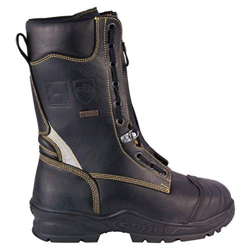W39 Flame No Cofra 000 21530 Taille de sécurité 39 Noir Chaussures 1Eqx6InP