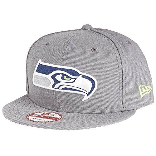 言うクラック検索エンジンマーケティングニューエラ (New Era) 9フィフティ スナップバック キャップ - シアトル?シーホークス (Seattle Seahawks) storm グレー