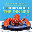 The Dinner Audiobook by Herman Koch Narrated by Clive Mantle