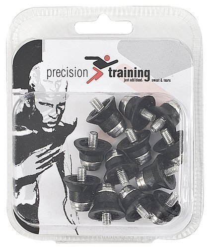 Precision Training Football Rugby Boot Studs Screw In Super Pro Alloy - Studs Replacement