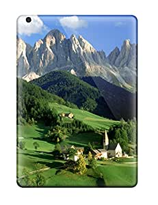 New Fashionable ZippyDoritEduard JdomskX6274QWIdu Cover Case Specially Made For Ipad Air(val Di Funes Dolomites Italy)