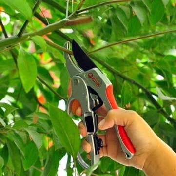 30mm Gardening Sectional Pruning Shears Scissors Branch Cut Trimmer