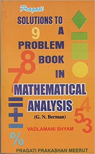 amazon in buy solutions to g n berman s a problem book in
