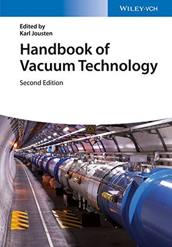 Price comparison product image Handbook of Vacuum Technology