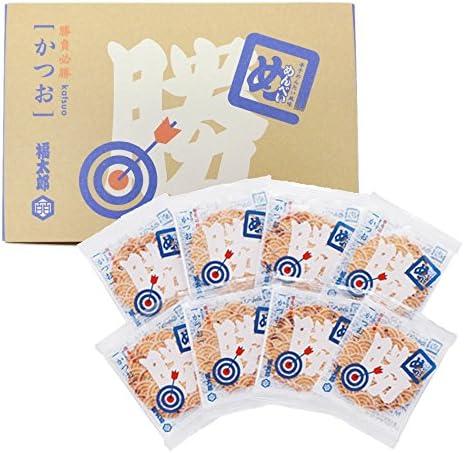 【 福太郎 】 勝つめんべい (2枚×8袋)×3 福岡 土産 辛子めんたい 風味 かつお せんべい
