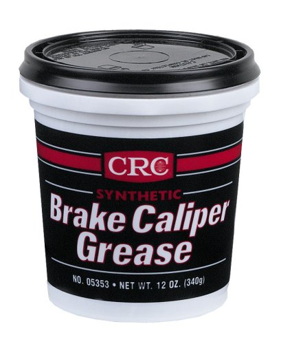 CRC Industries 05353 Brake Caliper Grease - 12 oz. Inc