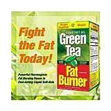 Best Chinese Diet Pills - Green Tea Fat Burner Dietary Supplement 200 soft Review