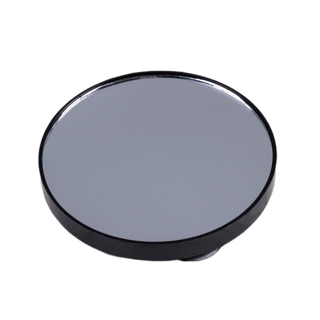 Miroir grossissant rond de miroir grossissant de maquillage de cosmétiques avec des outils de deux ventouses YOGINGO