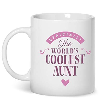Auntie Gift Coolest Aunty Gifts For Birthday Best