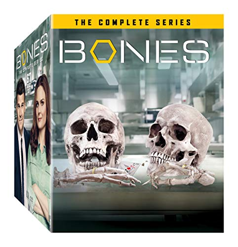 Top 9 recommendation bones the complete series dvd for 2020