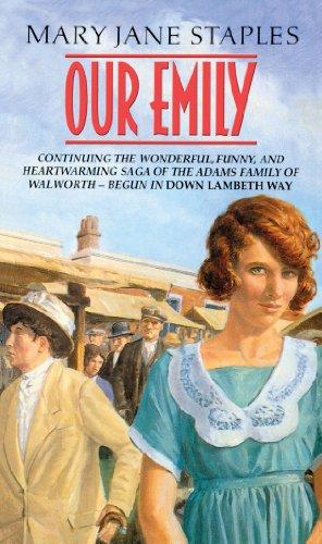 Our Emily: Adams Family Saga (The Adams Family Book 2)