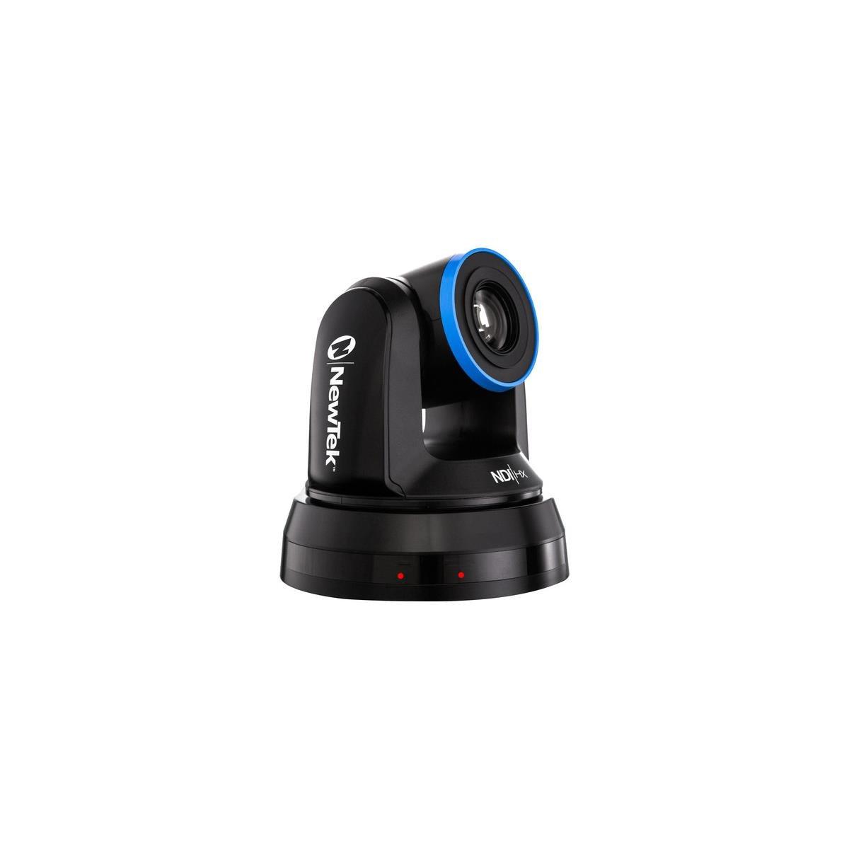 NewTek NDIHX-PTZ1 NDI PTZ Camera - With NewTek Connect Spark HDMI, Cleaning Kit