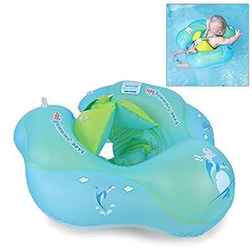 Papaxiong Anillo de Natación Hinchable para bebé, Diseño de ...