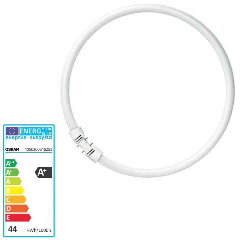 Osram T5 leuchtstoffröhren Ring Lumilux-Lampe FC 55W 840 Neutraleiss 2GX13