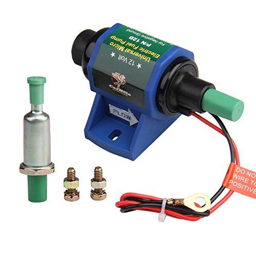 Electric 12d Fuel Pump 12v 4-7 PSI 35 GPH 12D Diesel Fuel Pump 5/16